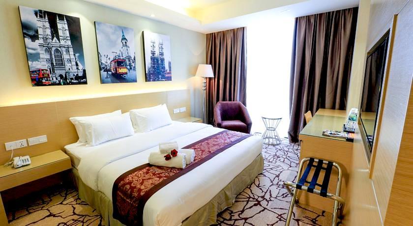 マラッカで5,000円以下で泊まれる!!コスパ最強の人気中級ホテル!