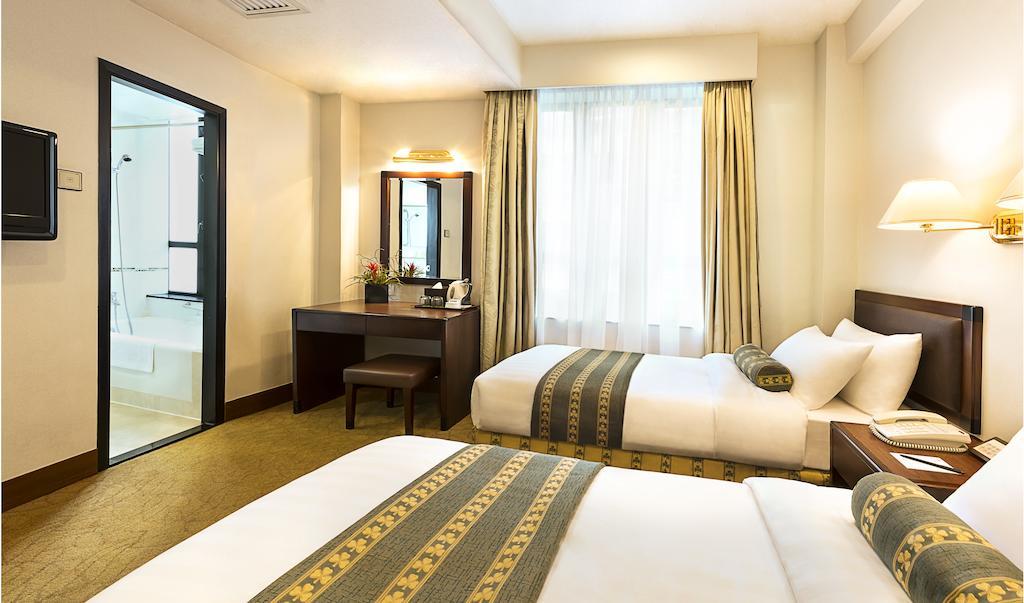 香港で1万円以下で泊まれる!コスパ最強のオススメホテル