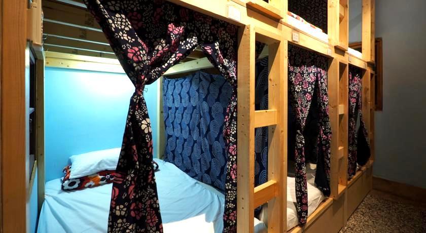 台南 人気ドミトリー 安い清潔キレイ オススメ バックパッカー