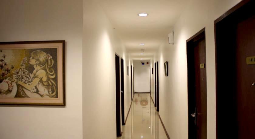 ペナン安宿ホテル 格安 シングルルーム個室 清潔オススメ ジョージタウン