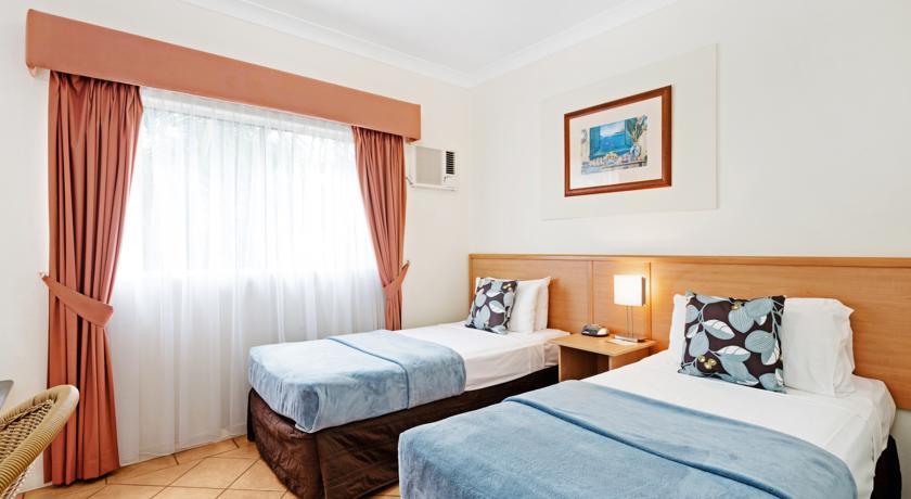 ケアンズ 1万円以下 10,000円以下 格安ホテル ダブルルームツインルーム オススメ人気清潔キレイ