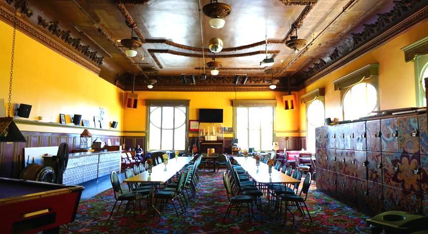 サンフランシスコ ドミトリー ホステル ゲストハウス 清潔安いオススメ快適人気