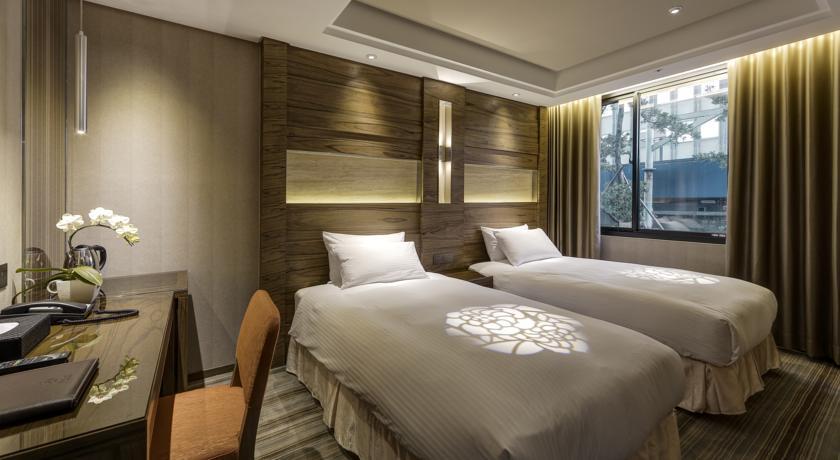 台北で泊まるならココ!コスパ最強の人気中級ホテル5選!