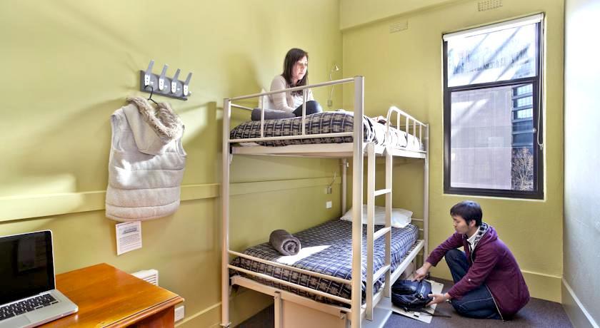 メルボルン 1万円以下 格安ホテル ダブルルームツインルーム オススメ人気清潔キレイ
