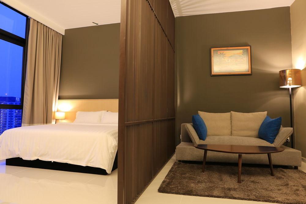 マラッカ 1万円以下 格安ホテル ダブルルームツインルーム オススメ人気清潔キレイ