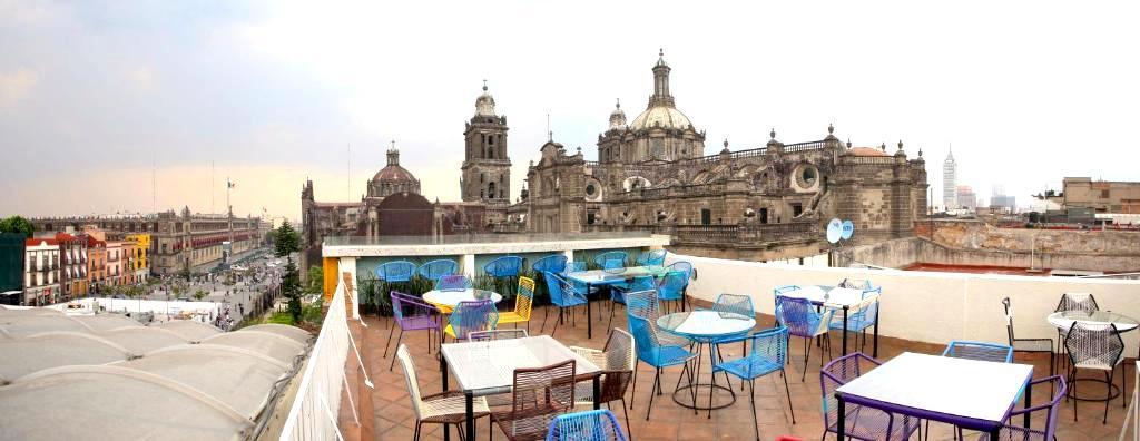 メキシコシティでコスパ最強の超快適人気ドミトリー