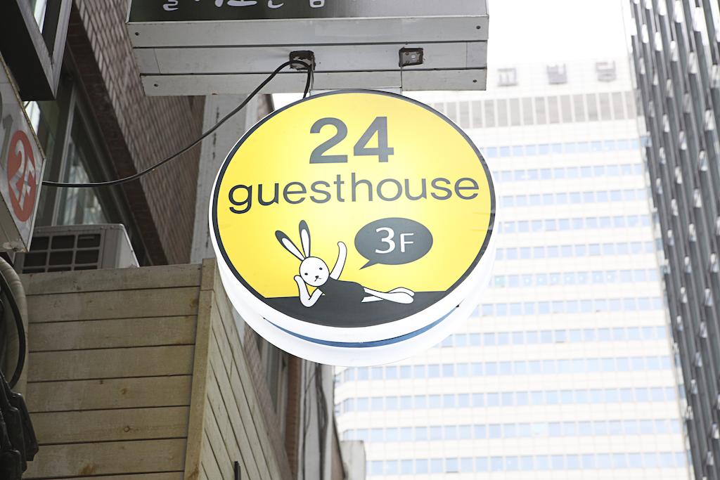 ソウルでお一人様にオススメ!トイレ・バス付の格安快適シングルルーム