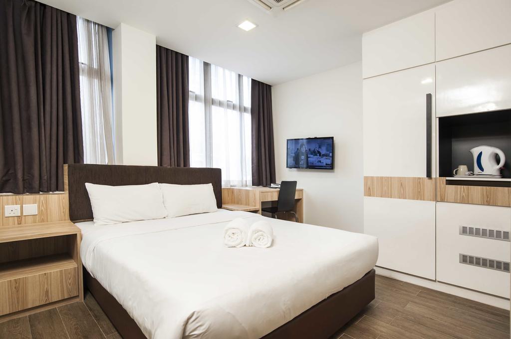 シンガポールで1万円以下で泊まれる!コスパ最強のオススメホテル