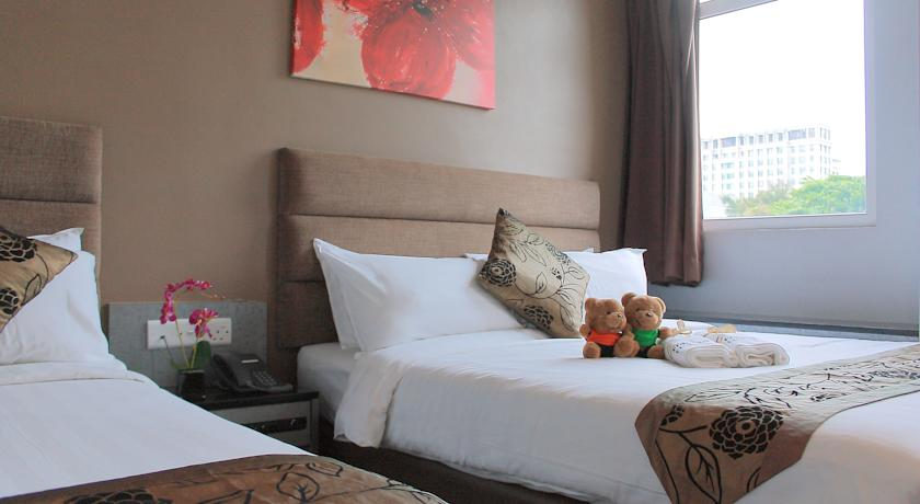 シンガポールで10,000円以下で泊まれるオススメホテル5選