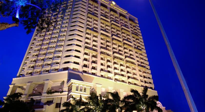 Hotel Equatorial Melaka3