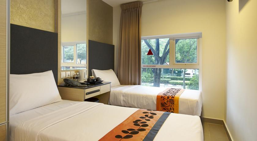 シンガポール 1万円以下 10,000円以下 コスパ良しリーズナブル 安い清潔キレイ人気