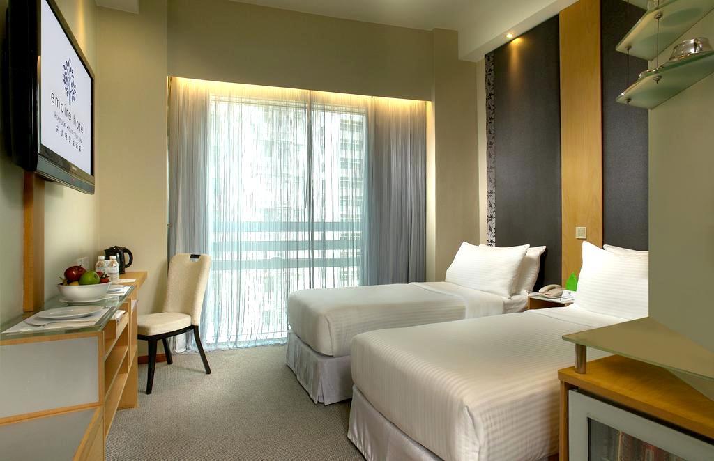 香港 10,000円以下 1万円以下 格安ダブルツイン お手頃ホテル