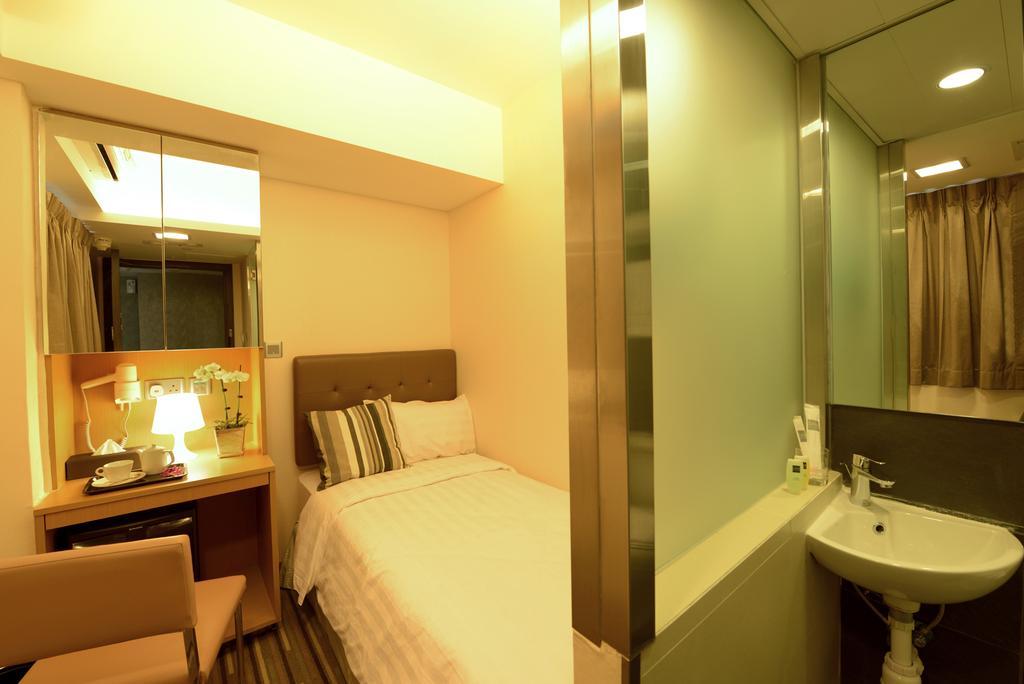 香港でシングルのトイレバス付が格安で泊まれる!コスパ最強のオススメ