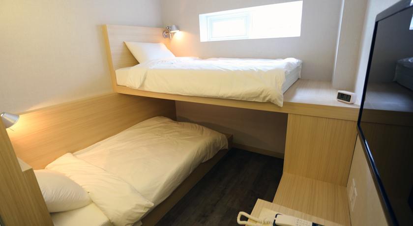 韓国のホテル