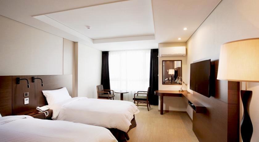 釜山プサンで1万円以下で泊まれる!コスパ良しの人気中級ホテル5選!