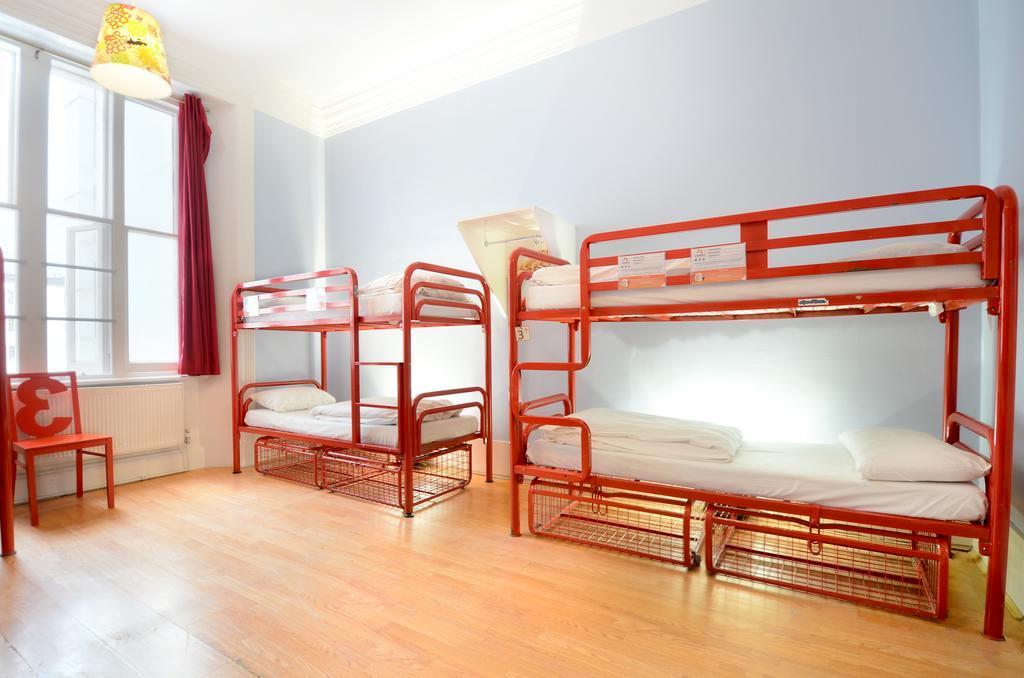 ロンドン 安宿ゲストハウス ホステル ドミトリー オススメ 清潔キレイ安い