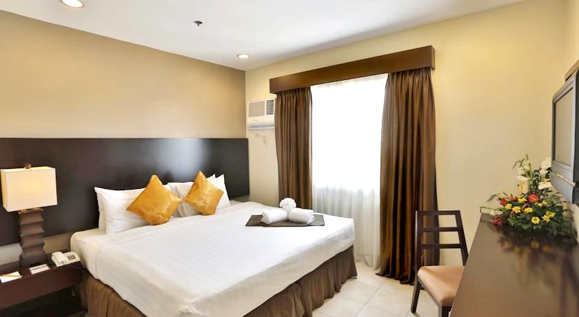 セブシティ セブ島 マクタン島 1万円以下 ホテル 4つ星 コスパ良し安いツインダブルファミリー 子連れ