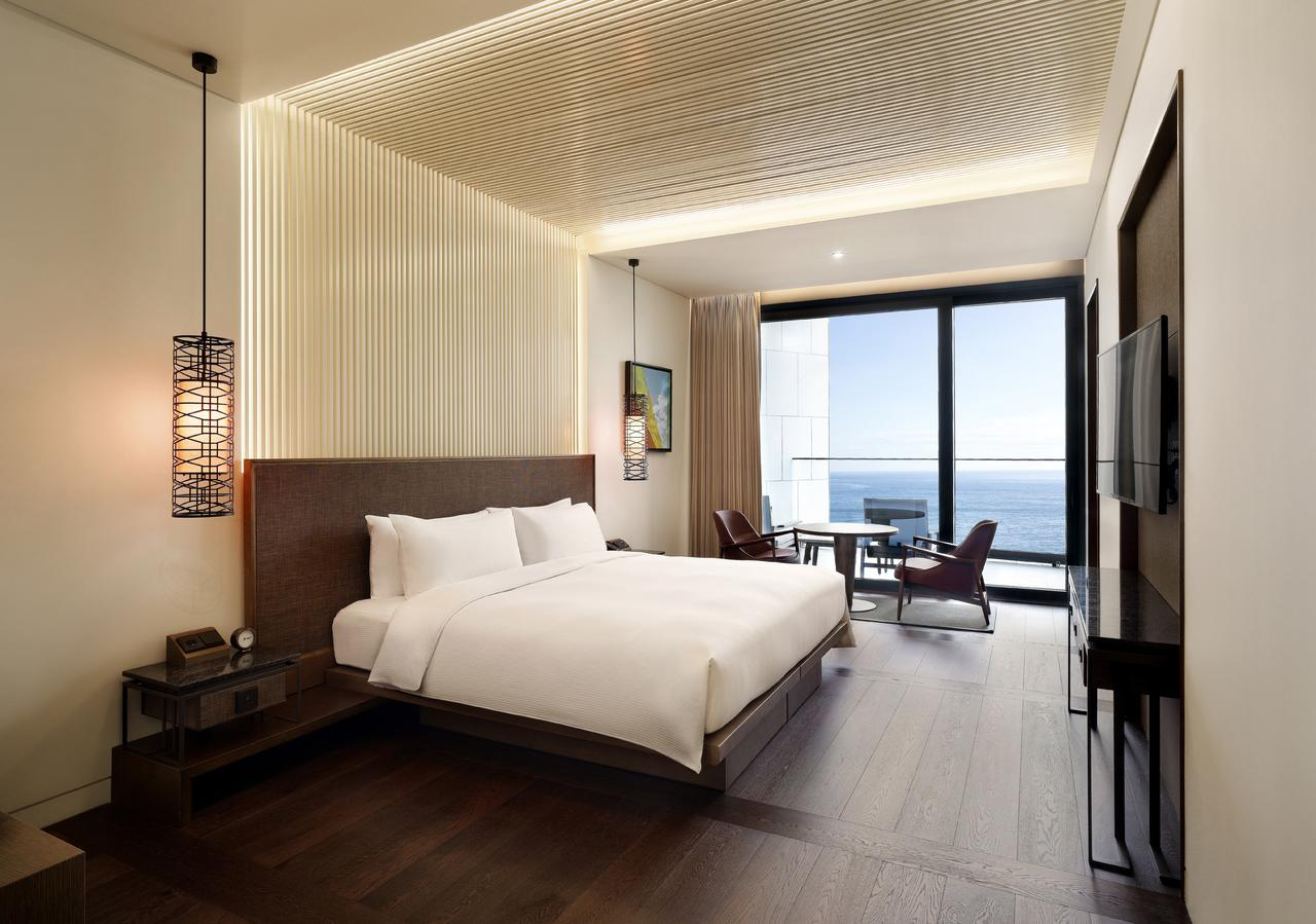 釜山で一度は泊まってみたい!5つ星のラグジュアリーホテル