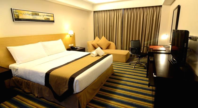 マニラ 1万円以下 ホテル 4つ星 コスパ良し安いツインダブルファミリー 子連れ