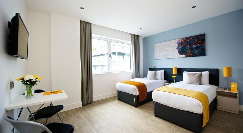 ステイシティ アパートホテルズ グリニッジ ハイ ロード(Staycity Aparthotels Greenwich High Road)