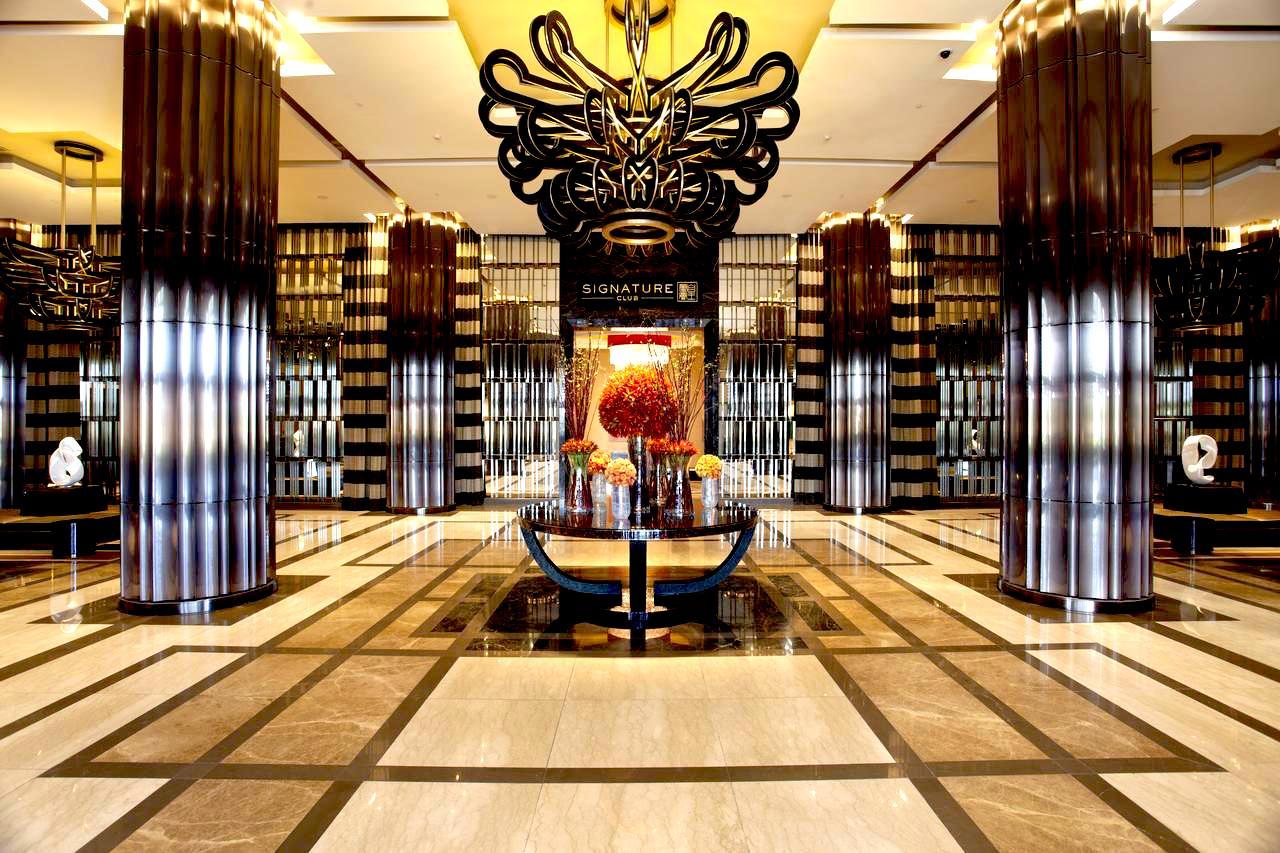 マニラで一度は泊まってみたい!最高級5つ星のラグジュアリーホテル